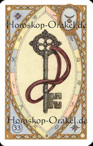 Die astrologischen Lenormandkarten von Hildegard Leiding eignen sich ...